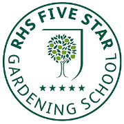 RHS Five Star Gardening School Logo.png